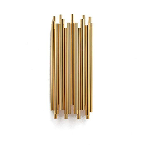 LED wandlampen kristal roestvrij staal minimalistisch postmodern wandlamp gang slaapkamer woonkamer kunst awhitelight