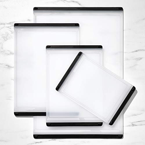 OXO 11272900 Good Grips Carving and Cutting Board,Clear,One Size