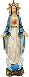 """Hampstead Collection 25"""" Immaculate Heart of Mary Figurine Religious Statue"""