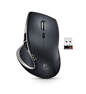 Logitech MX Performance - Ratón inalámbrico (Mano Derecha, 150 g, PC y Mac), Negro (B002LXT852) | Amazon price tracker / tracking, Amazon price history charts, Amazon price watches, Amazon price drop alerts