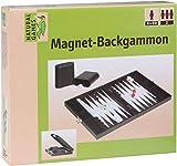 VEDES Großhandel GmbH - Ware 61096060 Magnet-Backgammon 22,5x3, bunt