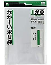 三友産業 ユーパック ながーいポリ袋 0.08X2400X300mm 1枚入 HR-476