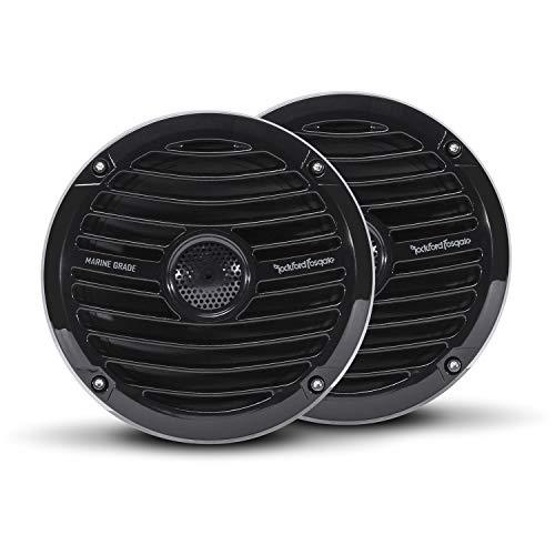 Rockford Fosgate RM1652B - 16,5 cm 2-Wege-Lautsprecher mit 150 Watt (RMS: 75 Watt)