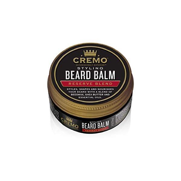 Cremo Reserve Collection Distillers Blend Beard Balm, 2 Oz 1