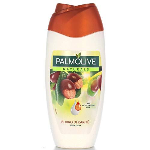 Palmolive Lot de 12 bouteilles de lait ultra nourrissant, beurre karité 250 ml