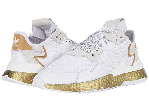 Zapatillas de entrenamiento adidas Nite Jogger W para mujer, Blanco (Blanco), 39 EU