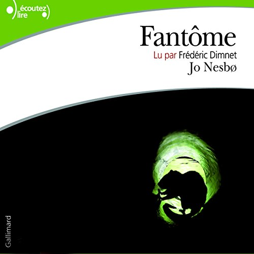 Fantôme (Harry Hole 9) cover art