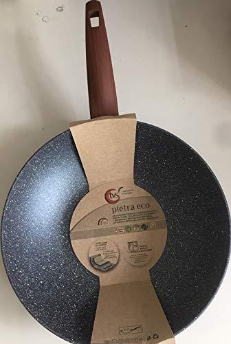 TVS Wok Pietra Eco 28 cm