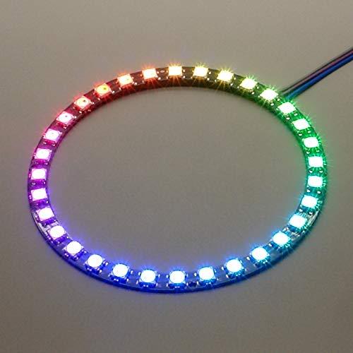 Sertronics NeoPixel Ring mit 32 WS2812 5050 RGB LEDs