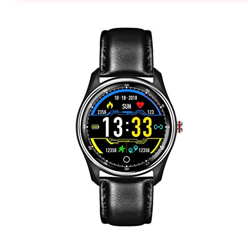 elegantstunning MX9 ECG+PPG Smart Horloge Armband Met Elektrocardiograaf Hartslag Bloeddruk Monitor Smartwatch
