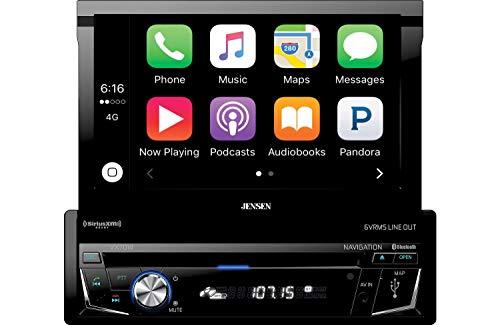 Jensen VX7014 Navigation Receiver