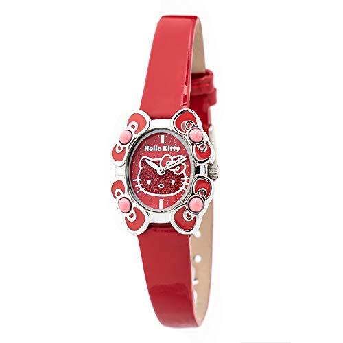 Hello Kitty Reloj de Cuarzo HK7129L-04