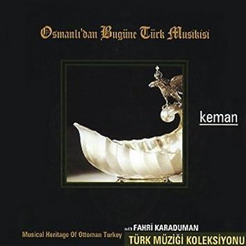 Osmanlıdan Bugüne Türk Musikisi - Keman (Türk Müziği Koleksiyonu)