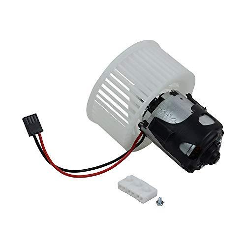 Hopzty Motor de ventilador de calefacción 64119194590 compatible con 5 series F10 F11 6 Series F06 F12 F13 7 Series F01, F02, F03, F04