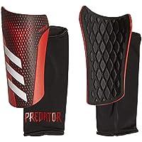 adidas PRED SG LGE Espinilleras Protección Corporal, Adultos Unisex, Multicolor (Negro/ROJACT), S