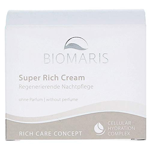 Biomaris Super Rich Cream ohne Parfum, 50 ml