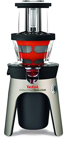 Tefal ZC500H38 Infiny Press Revolution ZC500H citruspers, polycarbonaat, aluminium, zwart, rood