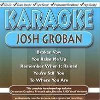 Karaoke: Josh Groban by Josh Groban