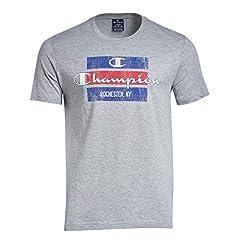 Camiseta Champion Manga Corta para Hombre - algodón