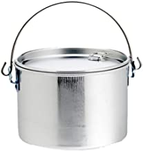 Open Country 2 Quart Aluminum Covered Kettle