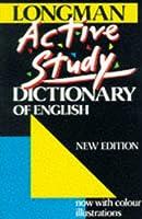 Longman Active Study Dictionary of English (Longman dictionaries)