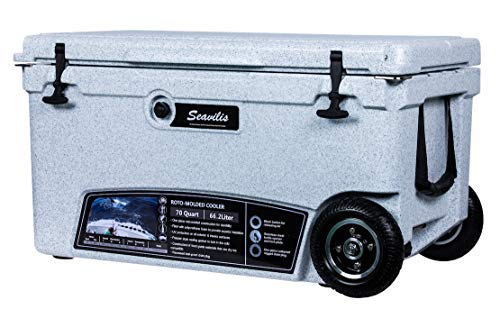 MILEE Heavy Duty Wheeled Cooler