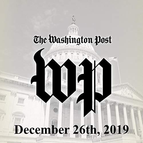 December 26, 2019 copertina