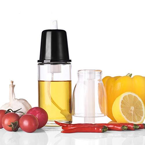 Preisvergleich Produktbild Justdolife Öl Sprayer Mehrzweck Glas Kochspray Essigflasche