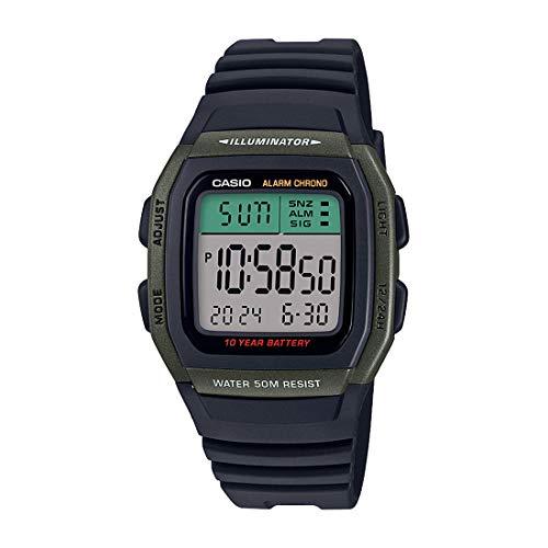 Casio W-96H-3A Reloj de Pulsera Unisex Nuevo y Original