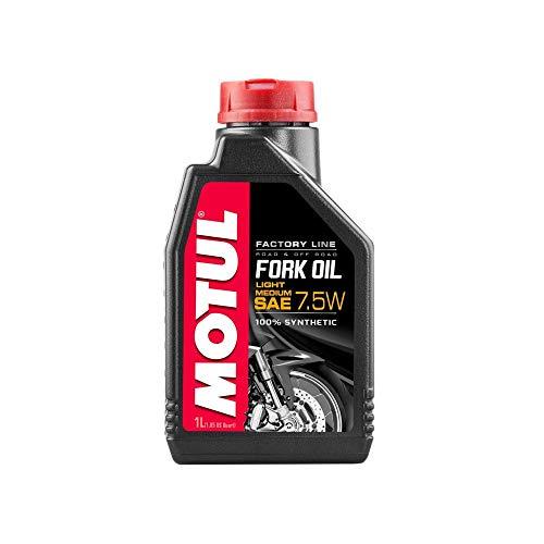 Aceite Motul Fork Oil Factory Line Med/Light 7.5w 1l