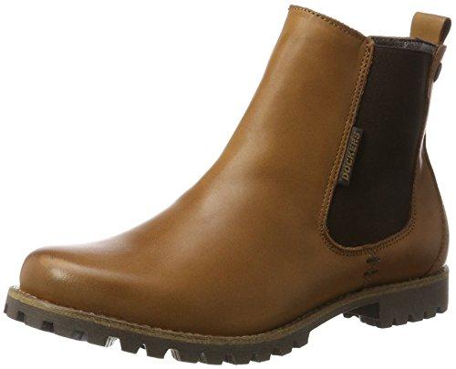 Dockers by Gerli Damen 41IY203-120470 Desert Boots, Braun (Cognac), 40 EU