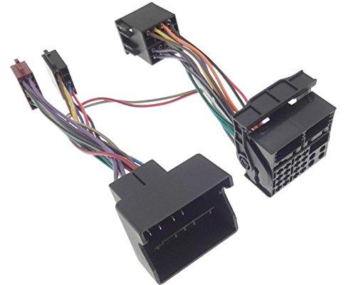 Parrot THB Adaptador Quadlock Bluetooth Radio ISO Conector Cable Cable FSE apto para BMW
