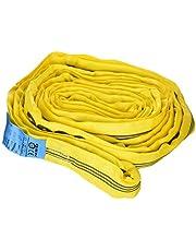 Braun ronde lus 3000 kg draagkracht, eindeloos met polyester kern, geel
