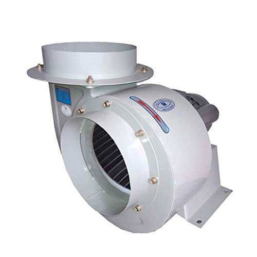 SILOLA Ventilador centrífugo Luz Campana extractora de Cocina Conducto Extracción Ventilación Ventilador Industrial Ventilador doméstico 220V