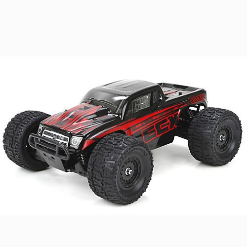 ECX Ruckus 4WD Monster Truck: RTR (1:18 Scale)