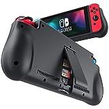 10000mAH Coque batterie pour Nintendo Switch, chargeur de batterie externe rechargeable Batterie et boîtier Nintendo Switch Power Bank Chargeur de secours Batterie pour Nintendo Switch