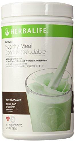 Formula 1 Nutritional Shake Mix, Mint Chocolate, 550 grams