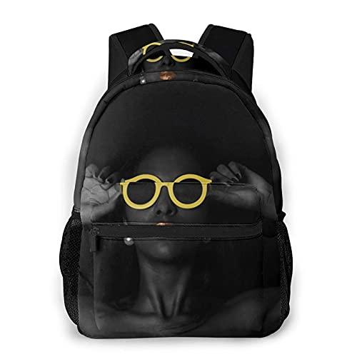 Jupsero Mochila para hombres, mujeres, gafas de sol para mujer, mochilas informales, mochilas, bandolera de viaje
