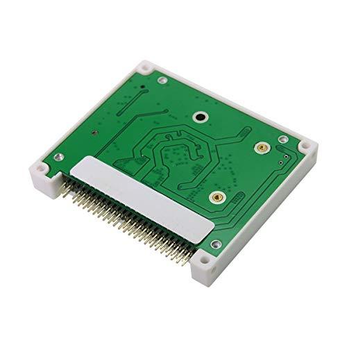 Festplattengehäuse für Notebook/Laptop (flaches Profil, mSATA SSD auf 6,35 cm (2,5 Zoll) IDE 44-Pin)
