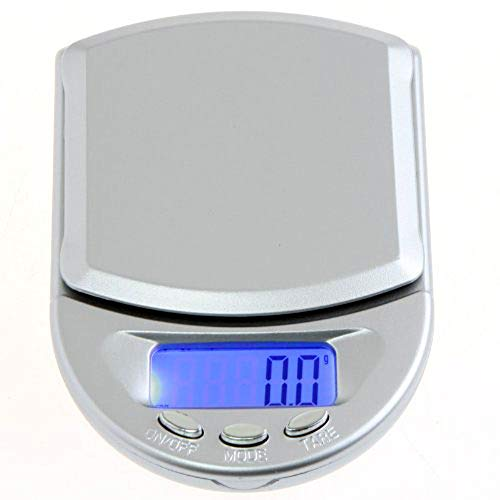 500gx0.1g/200g*0.01/100g*0.01 LCD Electronic Jewelry Joyeria Weight Luggage Balanza Digital Scale Scales Balance Portable Mini Platform (Color : 100g-0.01)