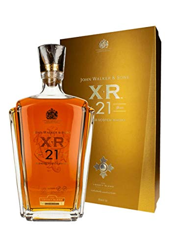 Photo of Johnnie Walker XR 21 Year Old Blended Whisky 70cl