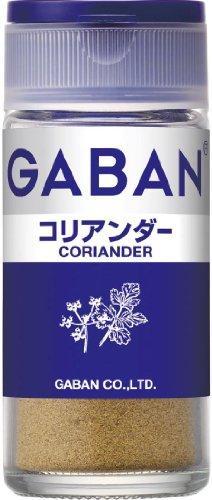 ギャバン コリアンダー 瓶15g