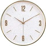Linjolly Reloj de Pared El Artista USA la Sala de Estar de Moda y Creativa, el Comedor todavía montado en la Pared