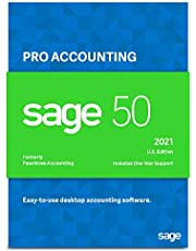 Save on Sage 50 Pro Accounting 2021 U.S. Business Accounting Software