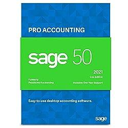 small Sage 50 Pro Accounting 2021 US Accounting Software