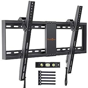 Universelle TV Halterung - Diese TV Wandhalterung ist geeignet für 37-82 Zoll Curved & Flachbild Fernseher bis zu 60kg. Kompatibel VESA: 600x400/600x300/600x200/600x100/400x400/400x300/400x200/400x100/300x300/300x200/300x100/200x200/200x100mm. Bitte ...