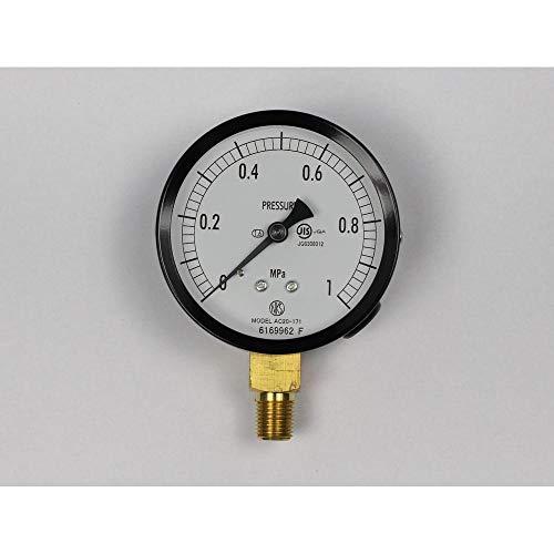 普通形圧力計(Φ75) AC20-171×0.6MPa
