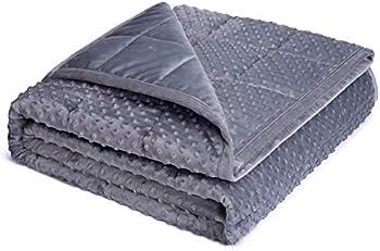 Kpblis Weighted Blanket 15 lbs 60