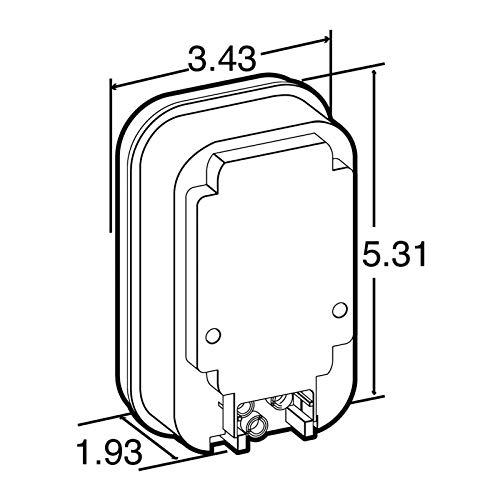 Truck-Lite (45204) Reflectorized Back-Up Lamp