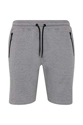 b BLEND Svenson - Pantalones cortos de chándal para hombre Mezcla de zinc (70815). S